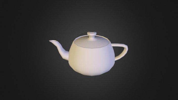 teapot 3D Model