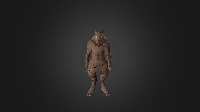 Oar'atan Reaper 3D Model