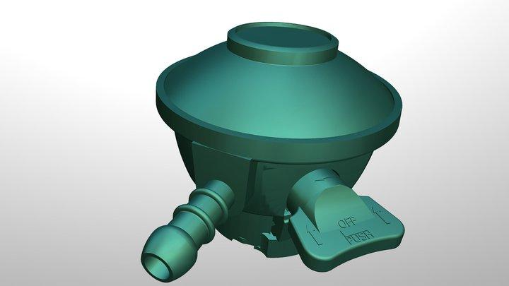 Regulator 3D Model