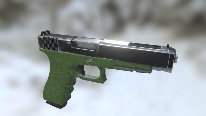 G 34 3D Model