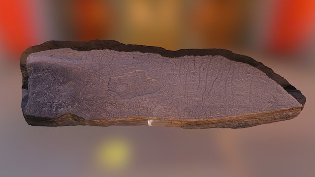Clark Co Petroglyph
