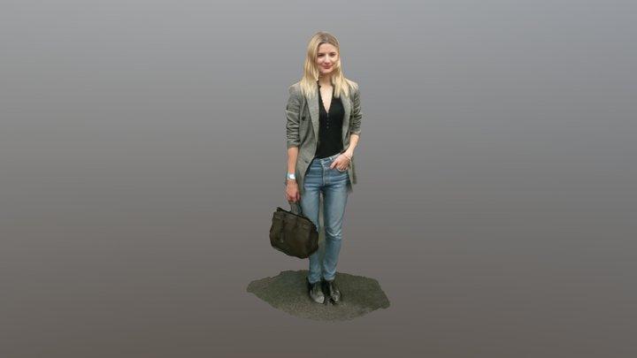 Vera Shaban 3D Model
