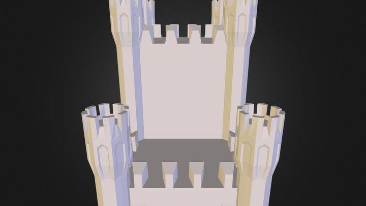 castle2_1 3D Model