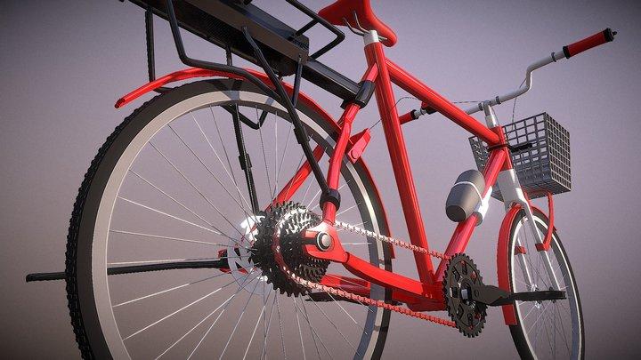 Compulsory3 - Bicycle 3D Model