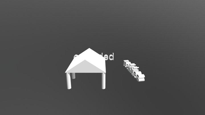 Extended 3D Model