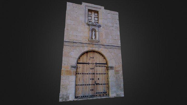 Práctica Fotogrametría 1. 3D Model