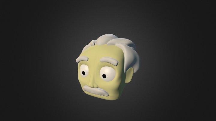 prof 3D Model