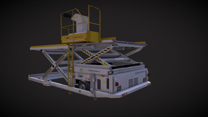 High Lift 3D Model