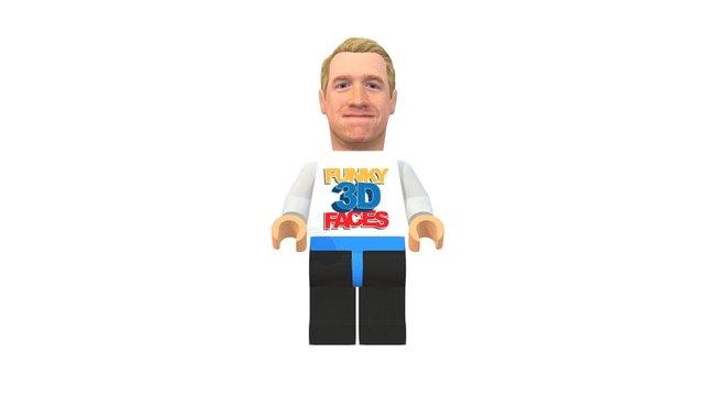 Phil 3D Model