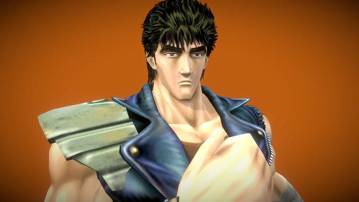 Kenshiro (Fist of the North Star) 3D Model