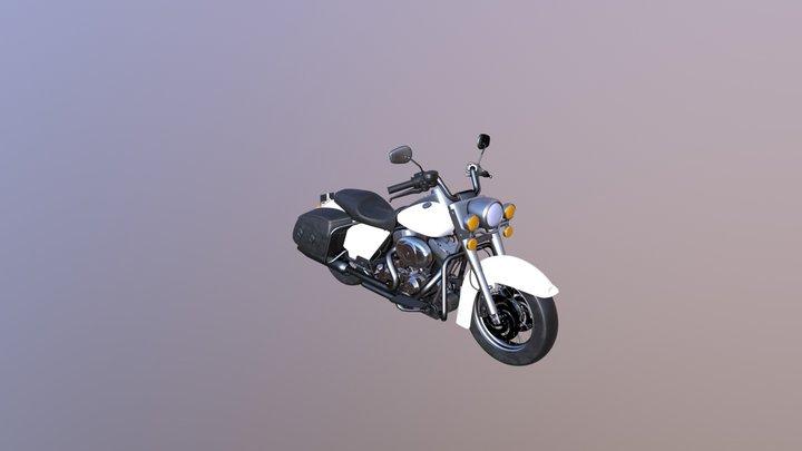 DimiBikeNoBone 3D Model