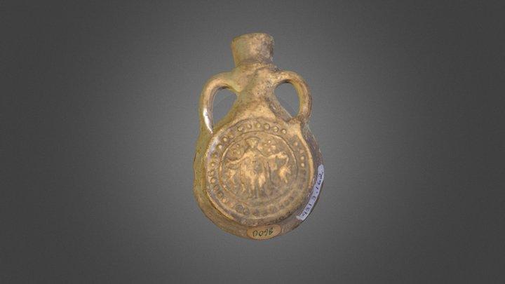 Flask of St. Menas 3D Model