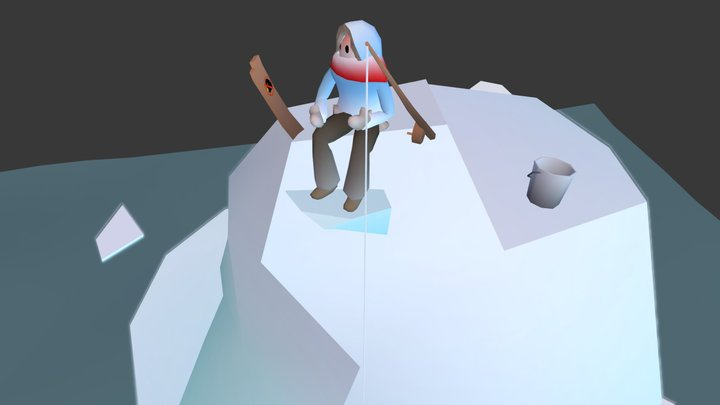 North Pole | #3December 3D Model