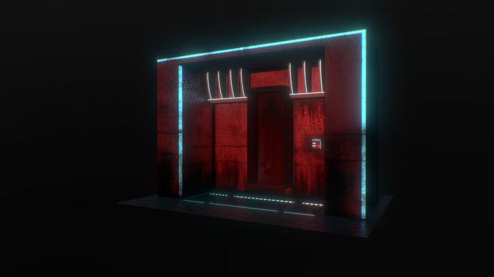 Le tombeau du futur 3D Model