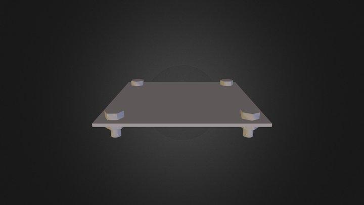 דייפורמינג סוס- נוי חדד 3D Model