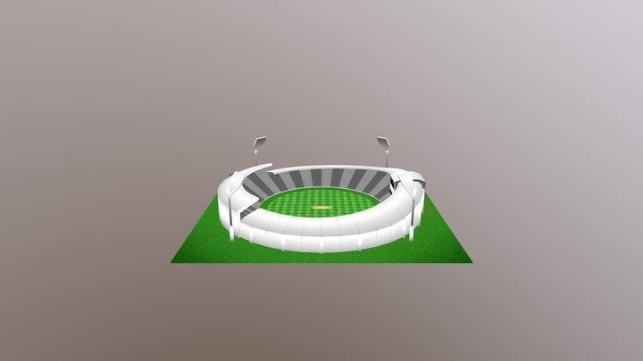 Stadium Lv10 3D Model