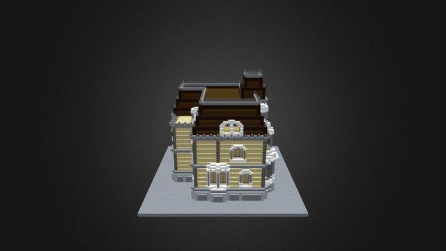 Victoria House 3D Model