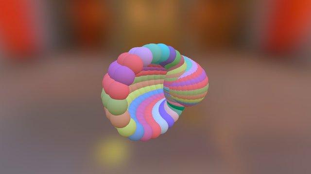 cariodspheres 3D Model