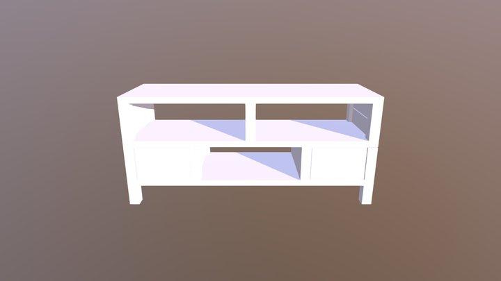 Meuble Small 3D Model