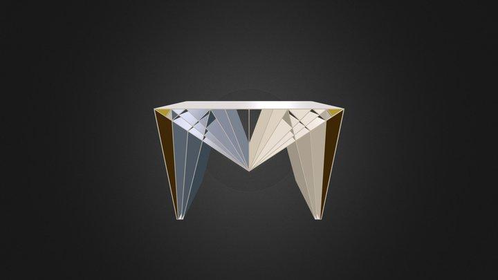 KING'SDESK 3D Model