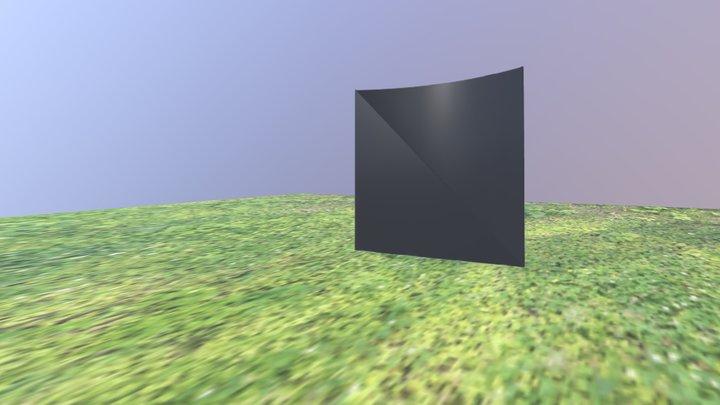 The Cruve 3D Model