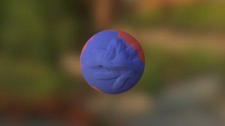 diamond bob 2 ver 3D Model