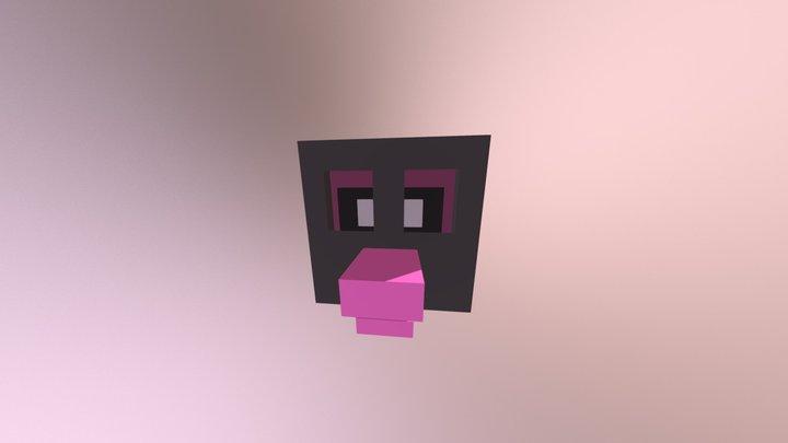 Wolfie (Minecraft) WIP1 3D Model