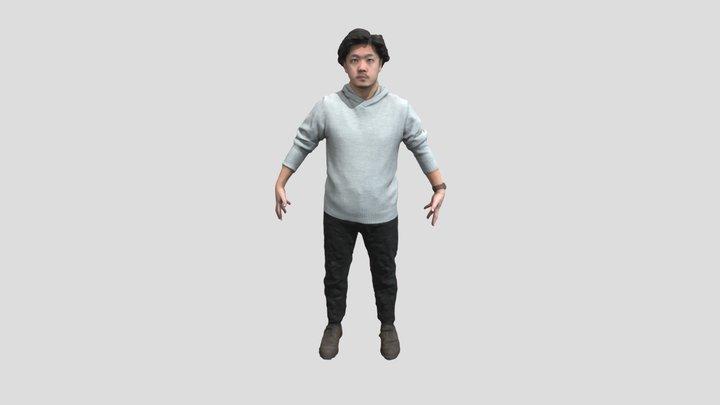Iwasaki Tex 3D Model
