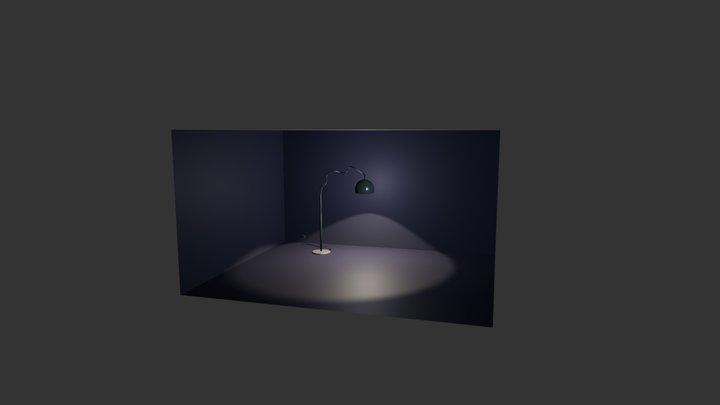 190105 Spherical Publish2 3D Model
