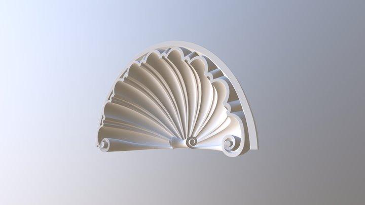 decorative arch 3D Model