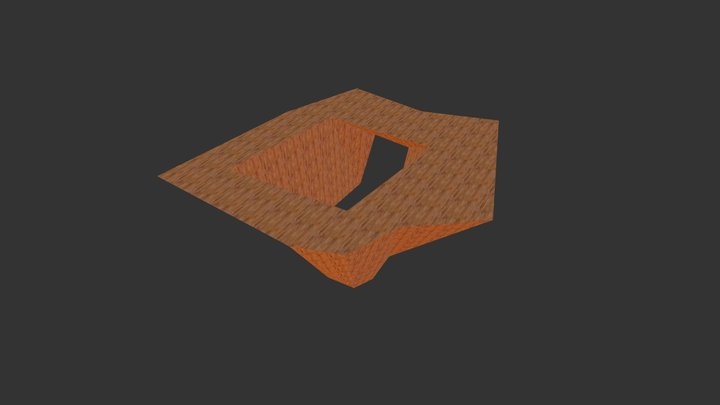 prototipoEp2014casettaFungo 3D Model