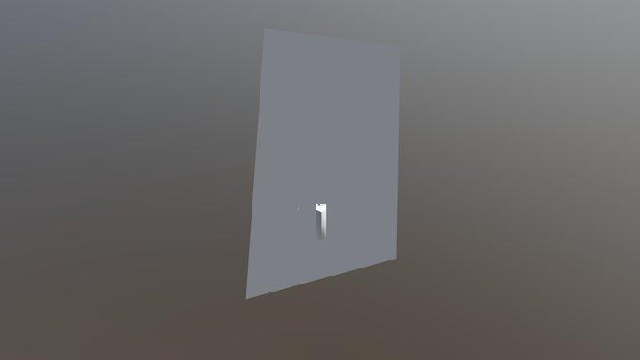 V1 1 3D Model