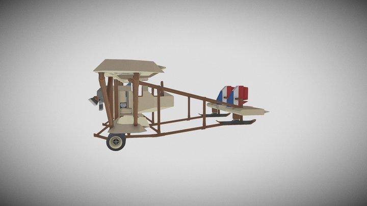 Caudron G.3 - Stormworks 3D Model