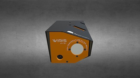 WIRIS-2ND-GEN.-WITH-HIGH-TEMP-FILTER 3D Model