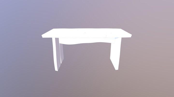 Table FBX(1) 3D Model
