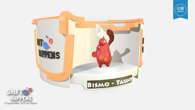 Bismo (big) from 'Shift Happens' 3D Model