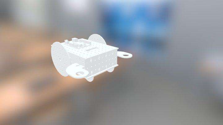 Ensamblado Cocobot 3D Model