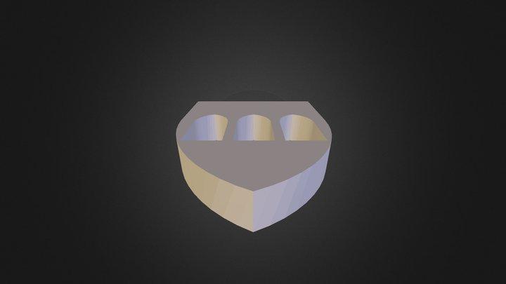 Hendrix_College_Technology_Services_Logo_Nick_Na 3D Model
