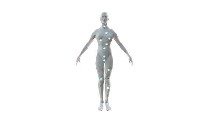 Radionucliden 3D Model