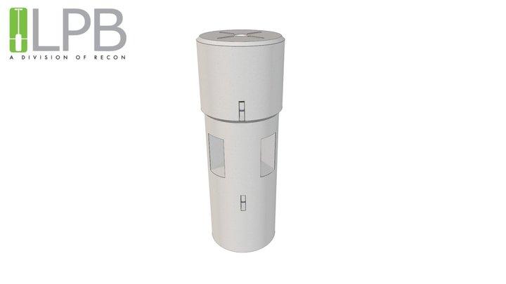 LPB Classic - 6 Foot 3D Model
