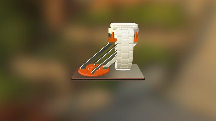 ReVault stand v2 3D Model