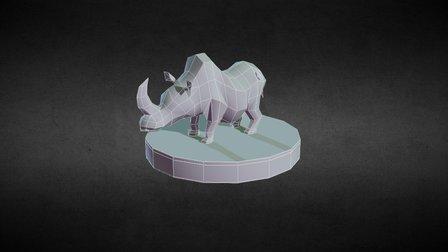 Rhyno 3D Model