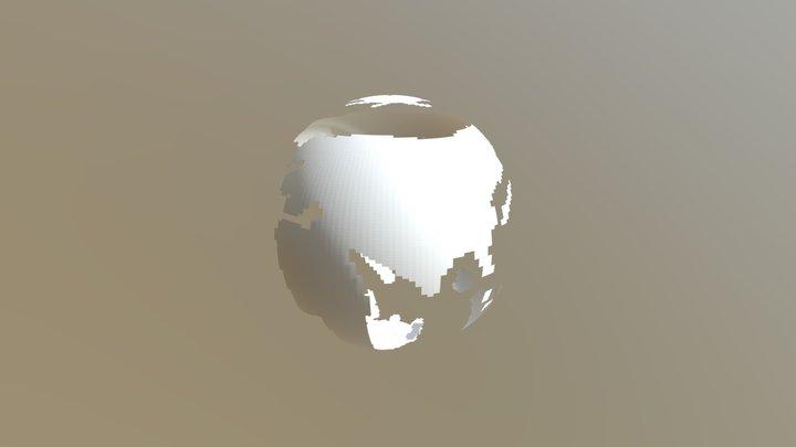 Earth4 3D Model