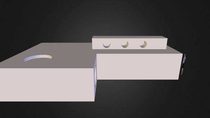 Sketch Up Project - Google Apps 3D Model