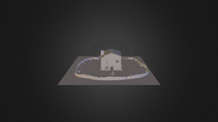 Newtuscany2 3D Model