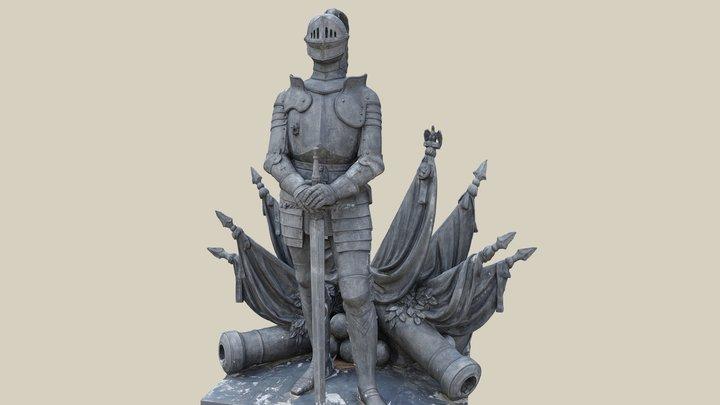 Ritter 3D Model