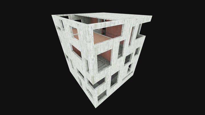 ranchito 3D Model