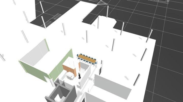 NTM kopi_lager 3D Model