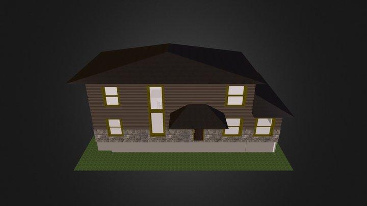 planfinal 3D Model