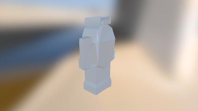 Kabutaku 3D Model